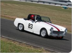 Competition Mk2a at Oran Park circuit - now closed